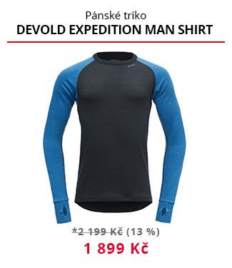 Termo triko Devold Expedition