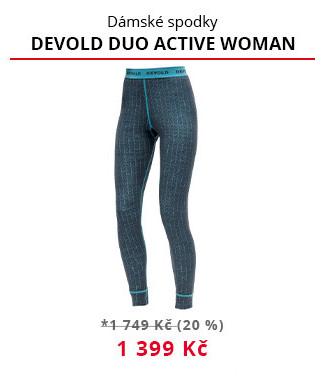 Termo kalhoty Devold Duo Active