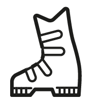 Boty na lyže, lyžáky