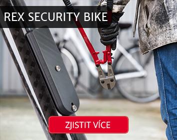 REX security - SBAN - září