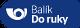 Česká pošta Balík Do ruky nadrozměr