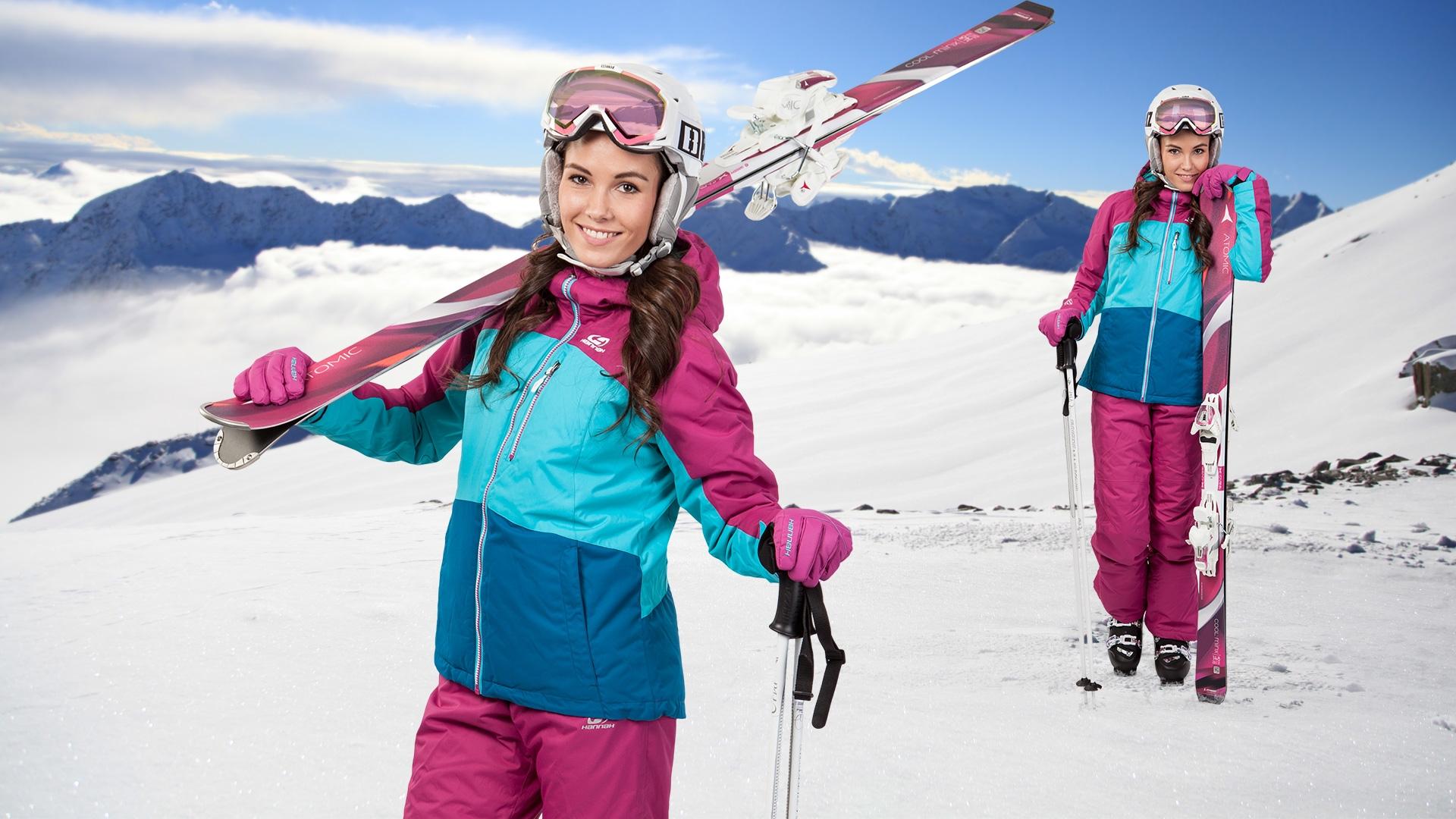 Dámský lyžařský set Hannah
