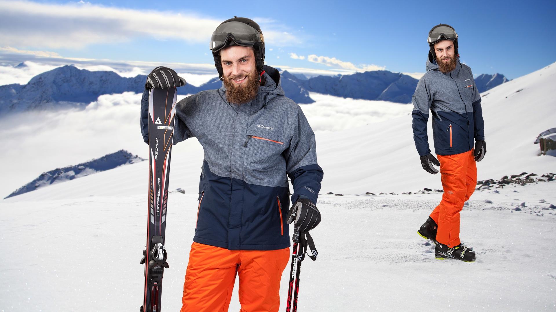 Pánský lyžařský set Columbia