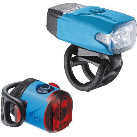 Lezyne KTV DRIVE / FEMTO USB PAIR - Sada světel na kolo