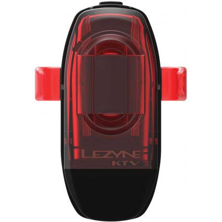 Zadní světlo na kolo - Lezyne KTV DRIVE - 5