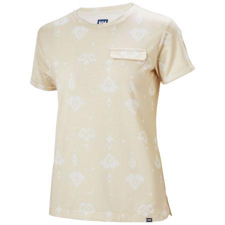 Helly Hansen LOMMA T-SHIRT - Dámské triko s krátkým rukávem