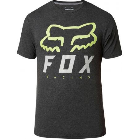 Fox HERITAGE FORGER SS TECH TEE - Pánské triko