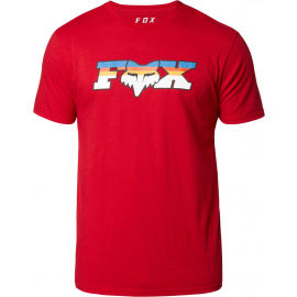 Fox FHEADX SLIDER SS PREMIUM TEE - Pánské triko