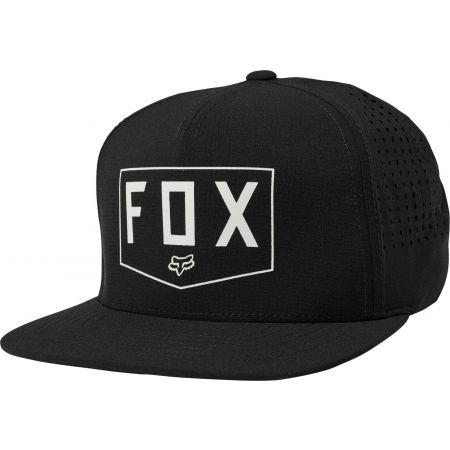 Fox SHIELDED SNAPBACK - Pánská kšiltovka