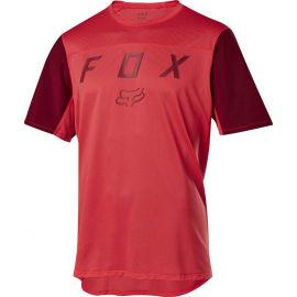 Fox FLEXAIR SS MOTH JERSEY - Pánský dres na kolo