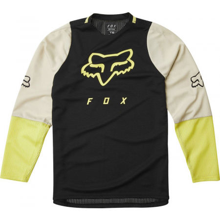 Fox DEFEND LS JR - Dětský dres