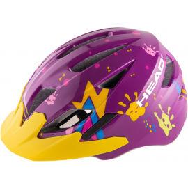 Head Y11A OUT MOULD - Dětská cyklistická helma