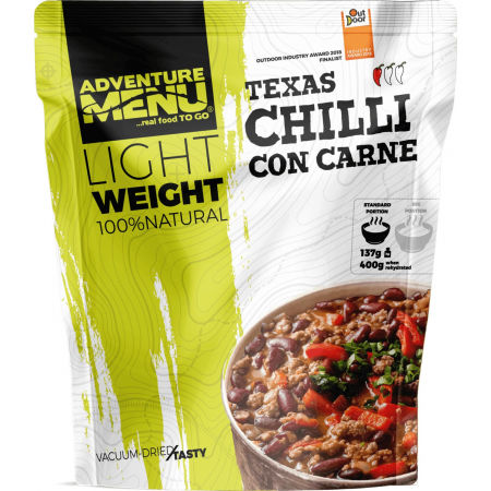 ADVENTURE MENU CHILLI CON CARNE - Outdoorová strava