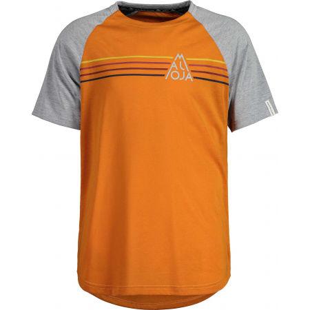 Maloja ALMENM TIGER MULTI - Pánské multisportovní triko