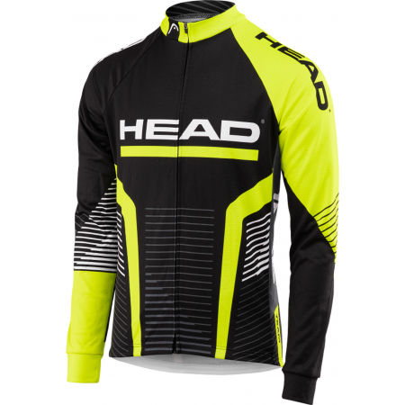 Head LONG SLEEVE JERSEY