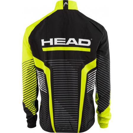 Pánská cyklistická bunda - Head MEN ANORAK TEAM - 2