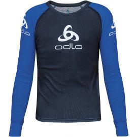 Odlo SUW KID'S TOP CREW NECK L/S ORIGINALS LIGHT - Dětské tričko