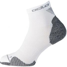 Odlo SOCKS CERAMICOOL RUNNING QUARTER - Unisex ponožky
