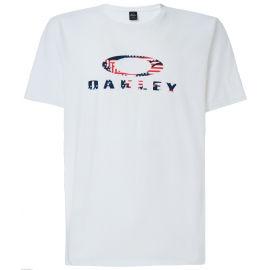 Oakley USA FLAG ELLIPSE SS TEE - Pánské triko
