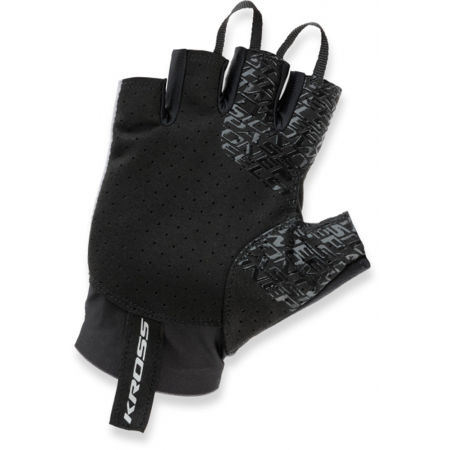 Cyklistické rukavice - Kross RACE SHORT 2.0 - 2
