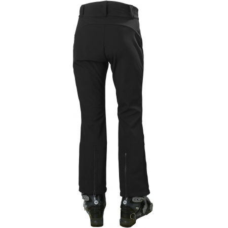 Dámské softshellové lyžařské kalhoty - Helly Hansen W BELLISSIMO 2 PANT - 2
