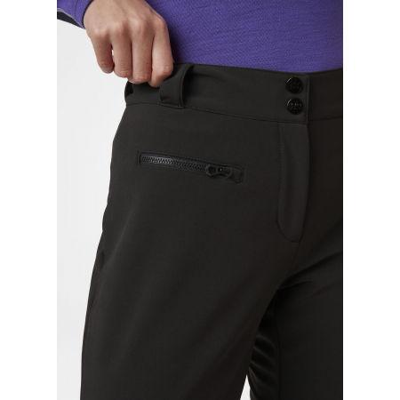 Dámské softshellové lyžařské kalhoty - Helly Hansen W BELLISSIMO 2 PANT - 3