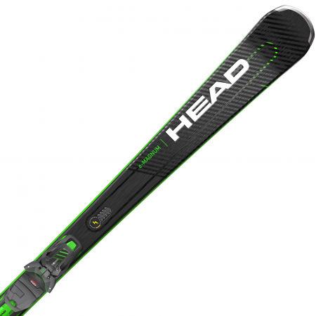 Univerzální sportovní lyže - Head SUPERSHAPE E MAGNUM+PRD 12 GW - 2