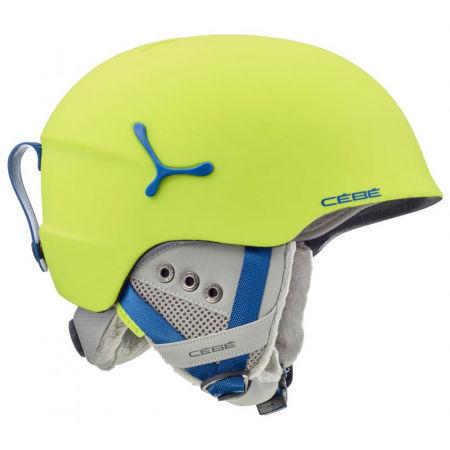 Cebe SUSPENSE DELUXE - Dětská lyžařská helma