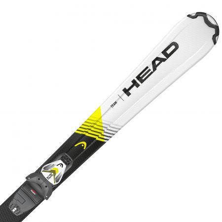 Juniorské sjezdové lyže - Head SUPERSHAPE TEAM SLR PRO+SLR 7.5 GW AC - 2