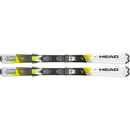 Juniorské sjezdové lyže - Head SUPERSHAPE TEAM SLR PRO+SLR 7.5 GW AC - 3