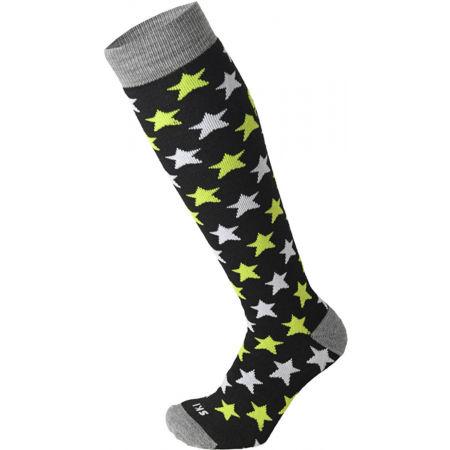Mico MEDIUM WEIGHT PROTECTION SKI SOCKS JR - Dětské lyžařské ponožky