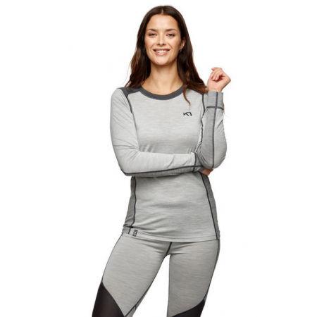 Dámské sportovní triko - KARI TRAA TIKSE LS - 3