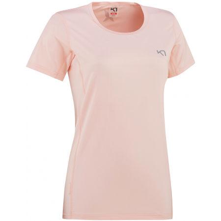 Dámské sportovní tričko - KARI TRAA NORA TEE - 1
