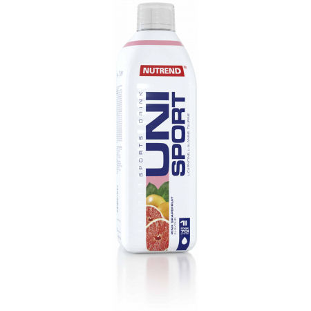 Sportovní nápoj - Nutrend UNISPORT 1L PINK GREP