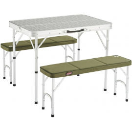 Coleman PACK-AWAY TABLE FOR 4 - Kempový stůl a lavice