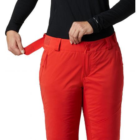 Dámské zateplené kalhoty - Columbia BACKSLOPE INSULATED PANT - 4