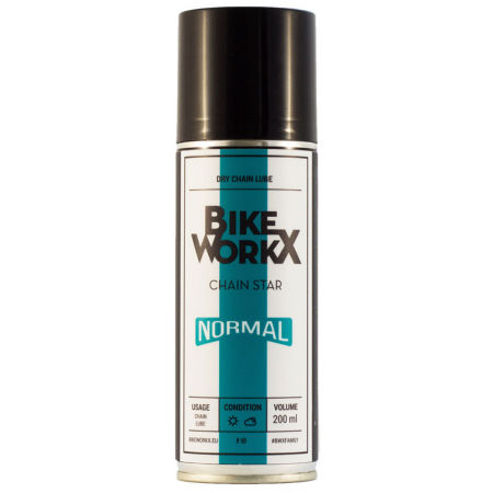 Bikeworkx CHAIN STAR NORMAL 200 ML - Univerzální mazivo
