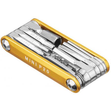 Multiklíč - Topeak MINI P20 - 2