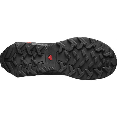 Pánská turistická obuv - Salomon X RAISE MID GTX - 5