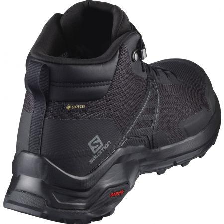 Pánská turistická obuv - Salomon X RAISE MID GTX - 2