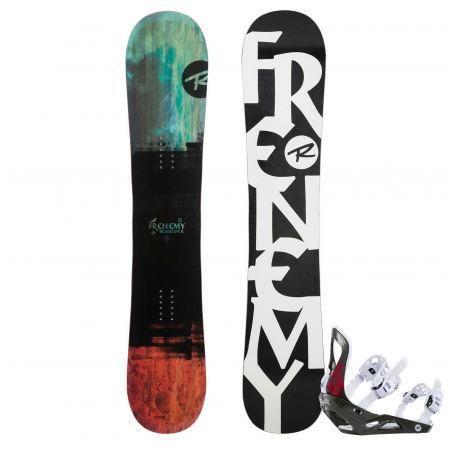 Rossignol FRENEMY + VOODOO S/M - Dámský snowboard set