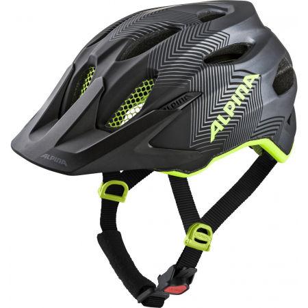Alpina Sports CARAPAX JR. - Juniorská cyklistická helma