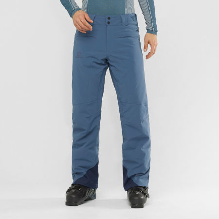 Pánské lyžařské kalhoty - Salomon BRILLIANT PANT M - 4