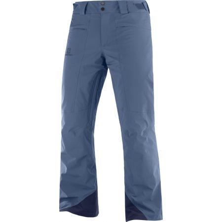 Salomon BRILLIANT PANT M - Pánské lyžařské kalhoty