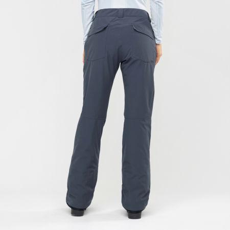 Dámské lyžařské kalhoty - Salomon EDGE PANT W - 3