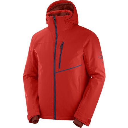 Salomon BLAST JACKET M - Pánská lyžařská bunda