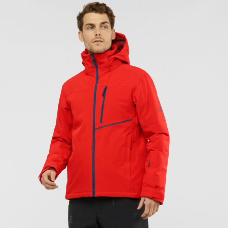 Pánská lyžařská bunda - Salomon BLAST JACKET M - 2