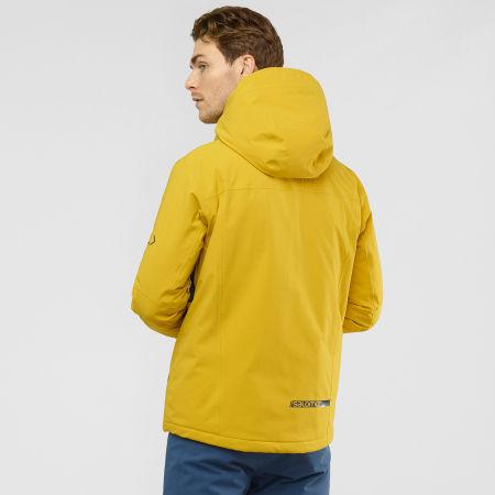 Pánská lyžařská bunda - Salomon HIGHLAND JACKET M - 3