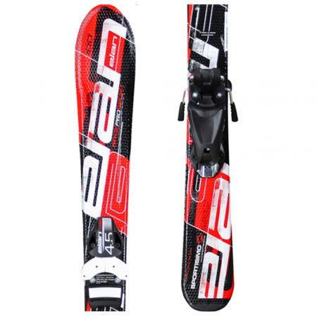 Dětské sjezdové lyže - Elan RACE PRO + EL4.5 - 1