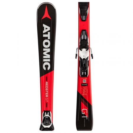 Sjezdové lyže - Atomic REDSTER GT + LITHIUM 10 - 1